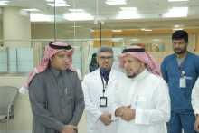 وحدة التدريب الميداني تزور مجموعة الحبيب الطبية لتفعيل التعاون والشراكة في مجال التدريب الميداني
